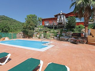 4 bedroom Villa in Sant Antoni de Calonge, Catalonia, Spain : ref 5538720