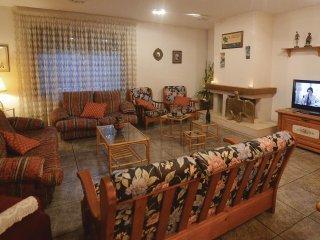 5 bedroom Villa in Santa Susanna, Catalonia, Spain : ref 5538633