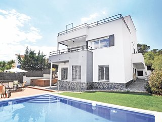7 bedroom Villa in Sant Pol de Mar, Catalonia, Spain : ref 5538612