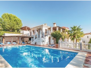 5 bedroom Villa in Mijas, Andalusia, Spain : ref 5538339