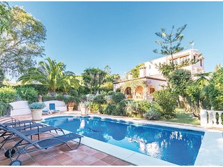 5 bedroom Villa in Sitio de Calahonda, Andalusia, Spain : ref 5538327