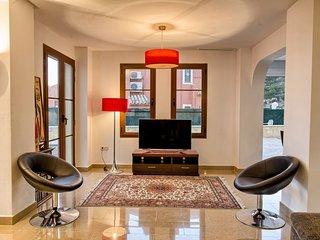 4 bedroom Villa in Carrefour Benidorm, Valencia, Spain : ref 5537804