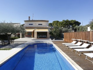 4 bedroom Villa in L'Ampolla, Catalonia, Spain : ref 5537798