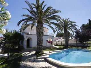 4 bedroom Villa in Miami Platja, Catalonia, Spain : ref 5537793