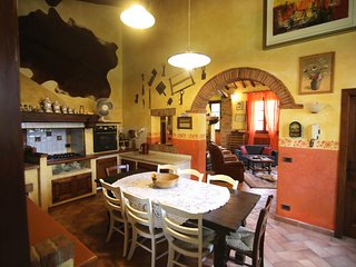 3 bedroom Villa in Cascine-La Croce, Tuscany, Italy : ref 5537770