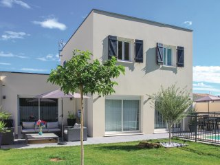 4 bedroom Villa in Les Angles, Occitania, France : ref 5537727