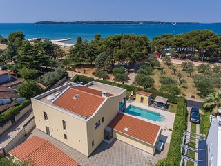 5 bedroom Villa in Fažana, Istria, Croatia : ref 5537631