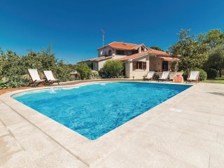 4 bedroom Villa in Loborika, Istria, Croatia : ref 5537456
