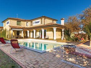 4 bedroom Villa in Butkovici, Istria, Croatia : ref 5537419