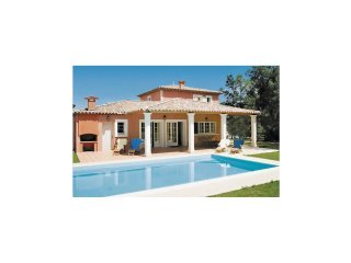 4 bedroom Villa in Les Saquetons, Provence-Alpes-Cote d'Azur, France : ref 55373