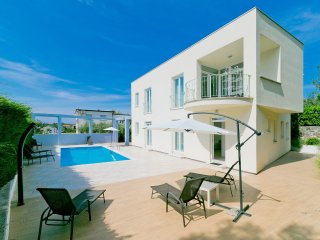 4 bedroom Villa in Zambratija, Istria, Croatia : ref 5537201