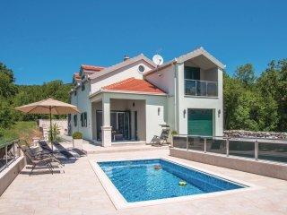 4 bedroom Villa in Zagvozd, Splitsko-Dalmatinska Zupanija, Croatia : ref 5537091