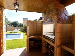 4 bedroom Villa in Santa Ceclina, Catalonia, Spain : ref 5536463