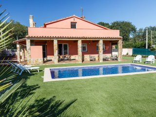 4 bedroom Villa in Santa Ceclina, Catalonia, Spain : ref 5536463