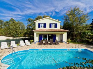 2 bedroom Villa in Kršan, Istria, Croatia : ref 5536421