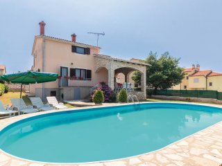 4 bedroom Villa in Veli Vrh, Istria, Croatia : ref 5536357