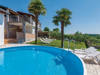 4 bedroom Villa in Fuškulin, Istria, Croatia : ref 5536086