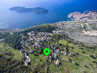 4 bedroom Apartment in Bosanka, Dubrovacko-Neretvanska Zupanija, Croatia : ref 5