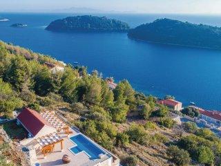 2 bedroom Villa in Potirna, Dubrovacko-Neretvanska Zupanija, Croatia : ref 55360