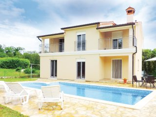 4 bedroom Villa in Veli Golji, Istria, Croatia : ref 5535837