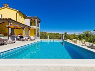 3 bedroom Villa in Kunj, Istria, Croatia : ref 5535719