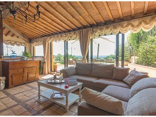 6 bedroom Villa in Bibbiano, Tuscany, Italy : ref 5535559
