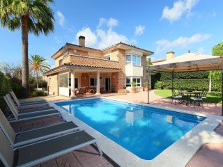 5 bedroom Villa in Reus, Catalonia, Spain : ref 5535490