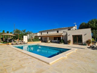 4 bedroom Villa in Moscari, Balearic Islands, Spain : ref 5535484