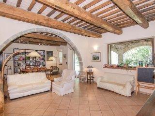 6 bedroom Villa in Montegiovi, Tuscany, Italy : ref 5535377