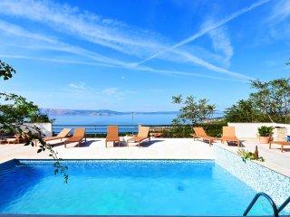 7 bedroom Villa in Klenovica, Primorsko-Goranska Zupanija, Croatia : ref 5535368