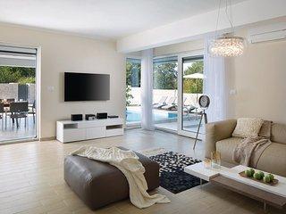 4 bedroom Villa in Kršan, Istria, Croatia : ref 5535036