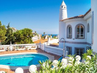 4 bedroom Villa in El Faro, Andalusia, Spain : ref 5535016