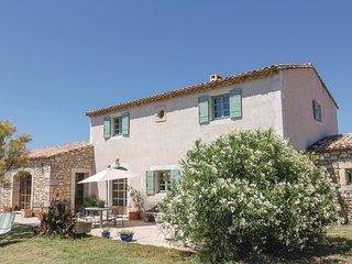 5 bedroom Villa in Saint-Michel-de-Frigolet, Provence-Alpes-Cote d'Azur, France