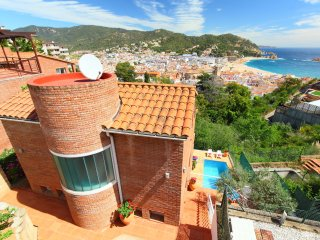 4 bedroom Villa in Tossa de Mar, Catalonia, Spain : ref 5534401