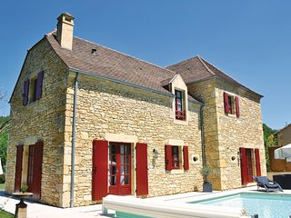4 bedroom Villa in Boussiéral, Nouvelle-Aquitaine, France : ref 5534330