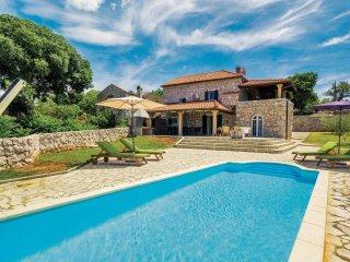 3 bedroom Villa in Sveti Anton, Primorsko-Goranska Županija, Croatia : ref 55337