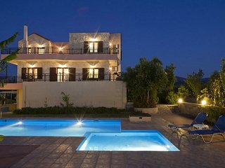 4 bedroom Villa in Asteri, Crete, Greece : ref 5533602