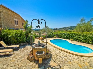 4 bedroom Villa in Caimari, Balearic Islands, Spain : ref 5533518