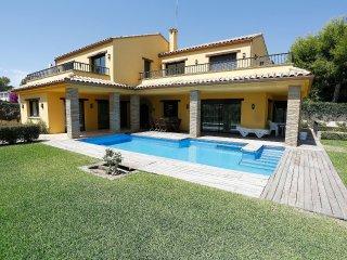4 bedroom Villa in Las Tres Cales, Catalonia, Spain : ref 5533381