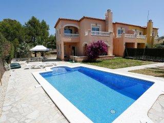 4 bedroom Villa in Las Tres Cales, Catalonia, Spain : ref 5533322