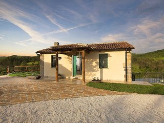 2 bedroom Villa in Trviz, Istria, Croatia : ref 5533192