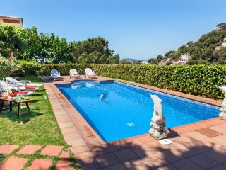 8 bedroom Villa in Lloret de Mar, Catalonia, Spain : ref 5533002