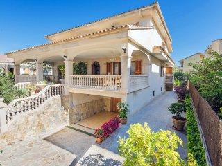 4 bedroom Apartment in Playa de Muro, Balearic Islands, Spain : ref 5532992