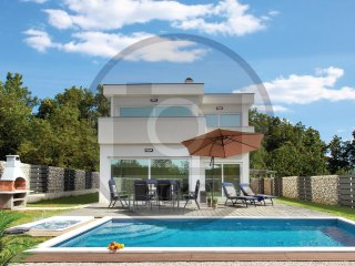 3 bedroom Villa in Valica, Istria, Croatia : ref 5532846