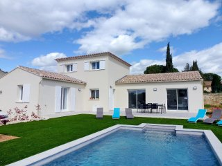 3 bedroom Villa in Saint-Siffret, Occitania, France : ref 5532801