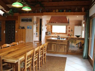 4 bedroom Villa in Bourg-Saint-Maurice, Auvergne-Rhône-Alpes, France : ref 55326