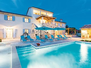5 bedroom Villa in Gajana, Istria, Croatia : ref 5532557