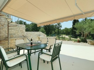 3 bedroom Villa in Pelegrin, Istria, Croatia : ref 5532432