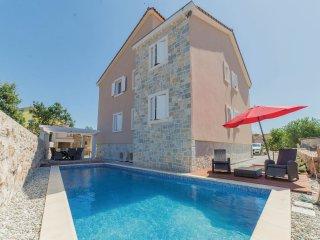 4 bedroom Villa in Biograd na Moru, Zadarska Zupanija, Croatia : ref 5526893