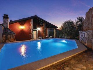 2 bedroom Villa in Jezera, Sibensko-Kninska Zupanija, Croatia : ref 5526663